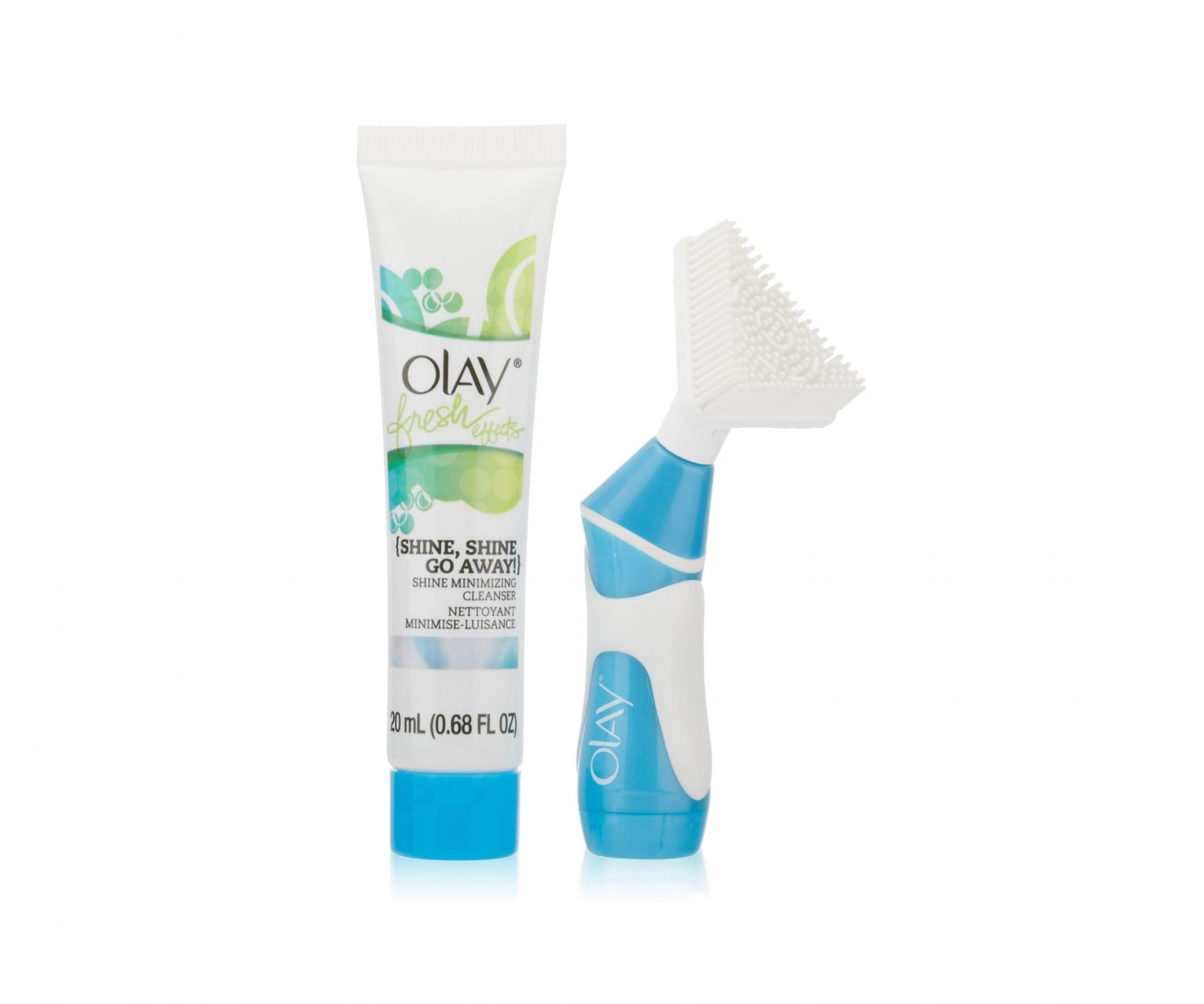 Olay Fresh Effects Va-Va-Vivid! Powered Contour Cleansing System 1-Kit