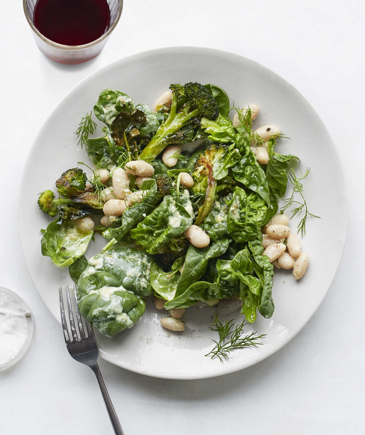 Roasted Broccoli and 