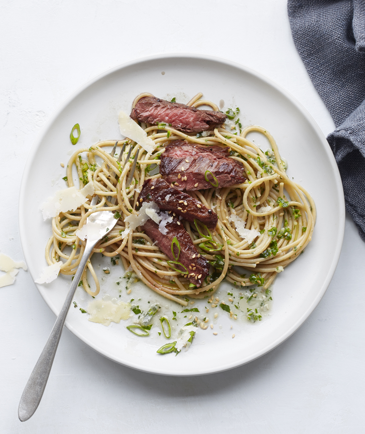 Whole-Wheat Spaghetti 