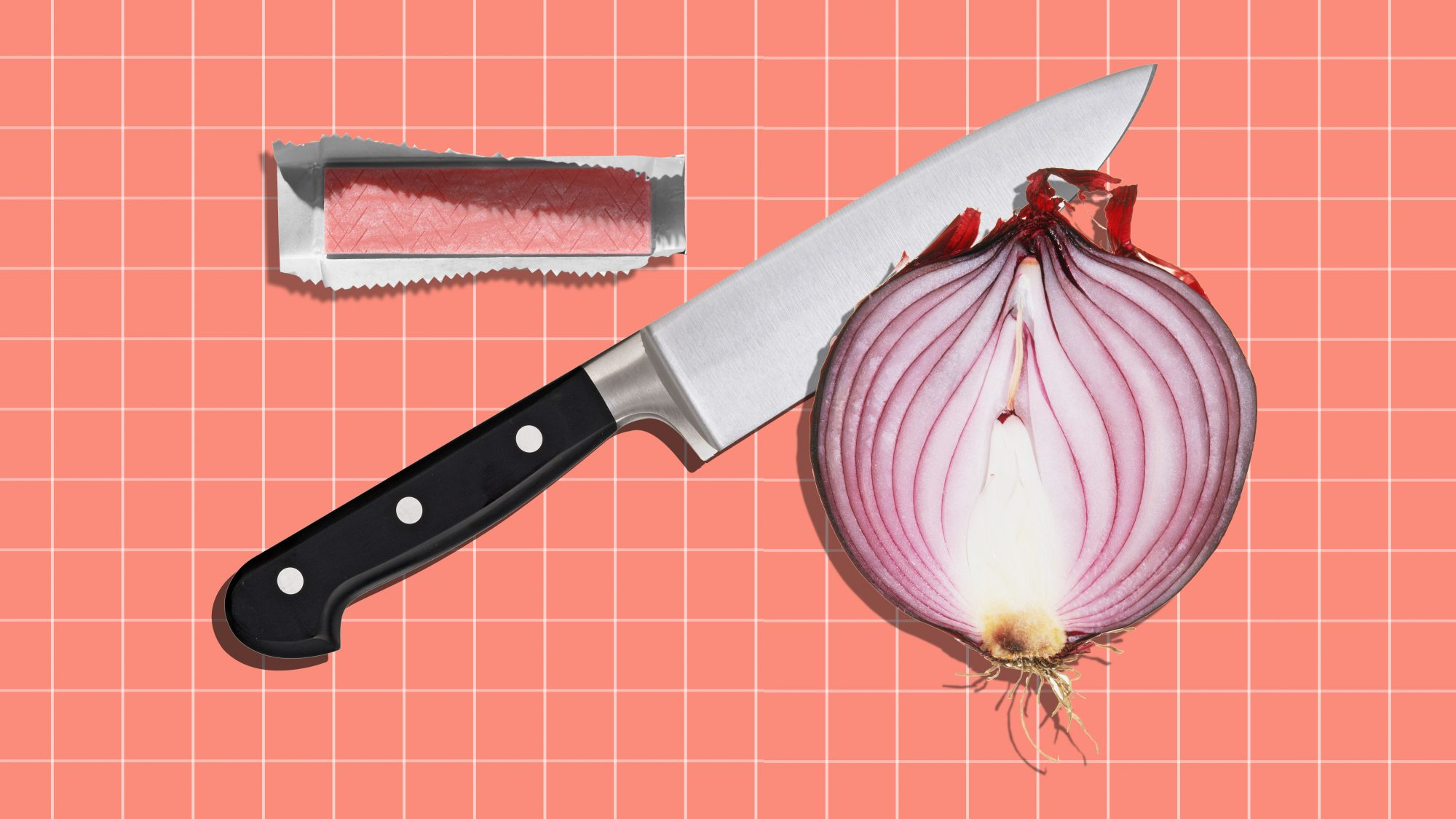I Tried 6 Ways to Cut Onions Without Crying—This Is What Worked