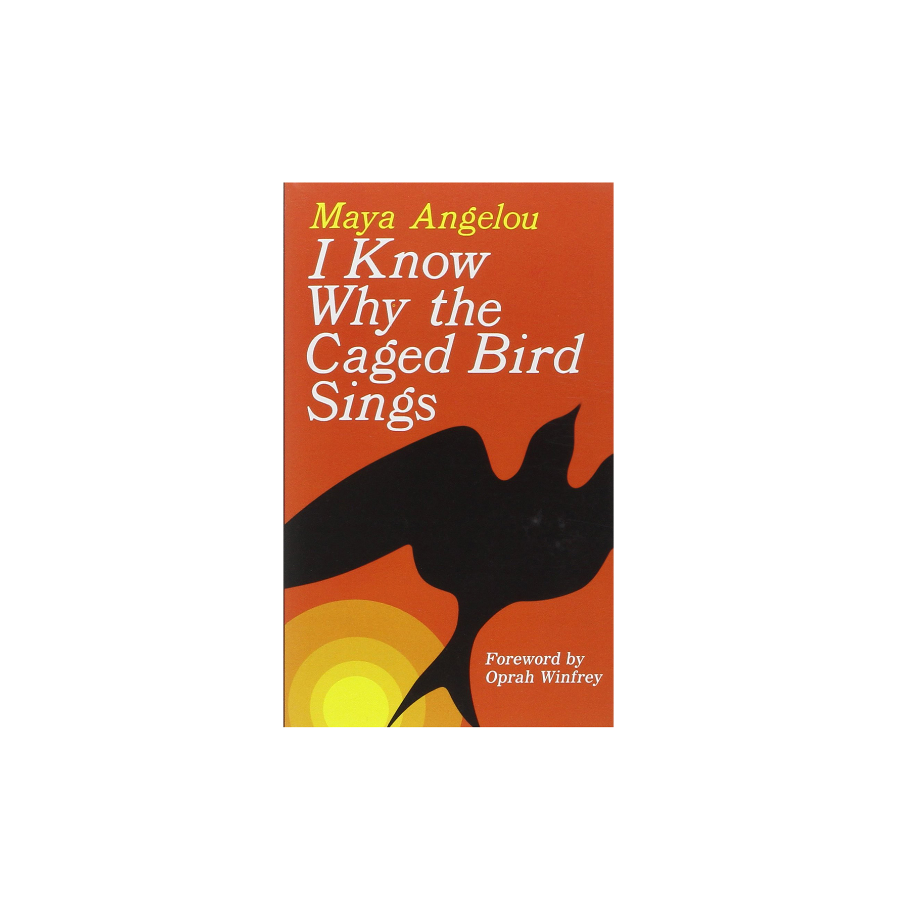 I Know Why the Caged Bird Sings, by Maya Angelou (Banned Books 2017)