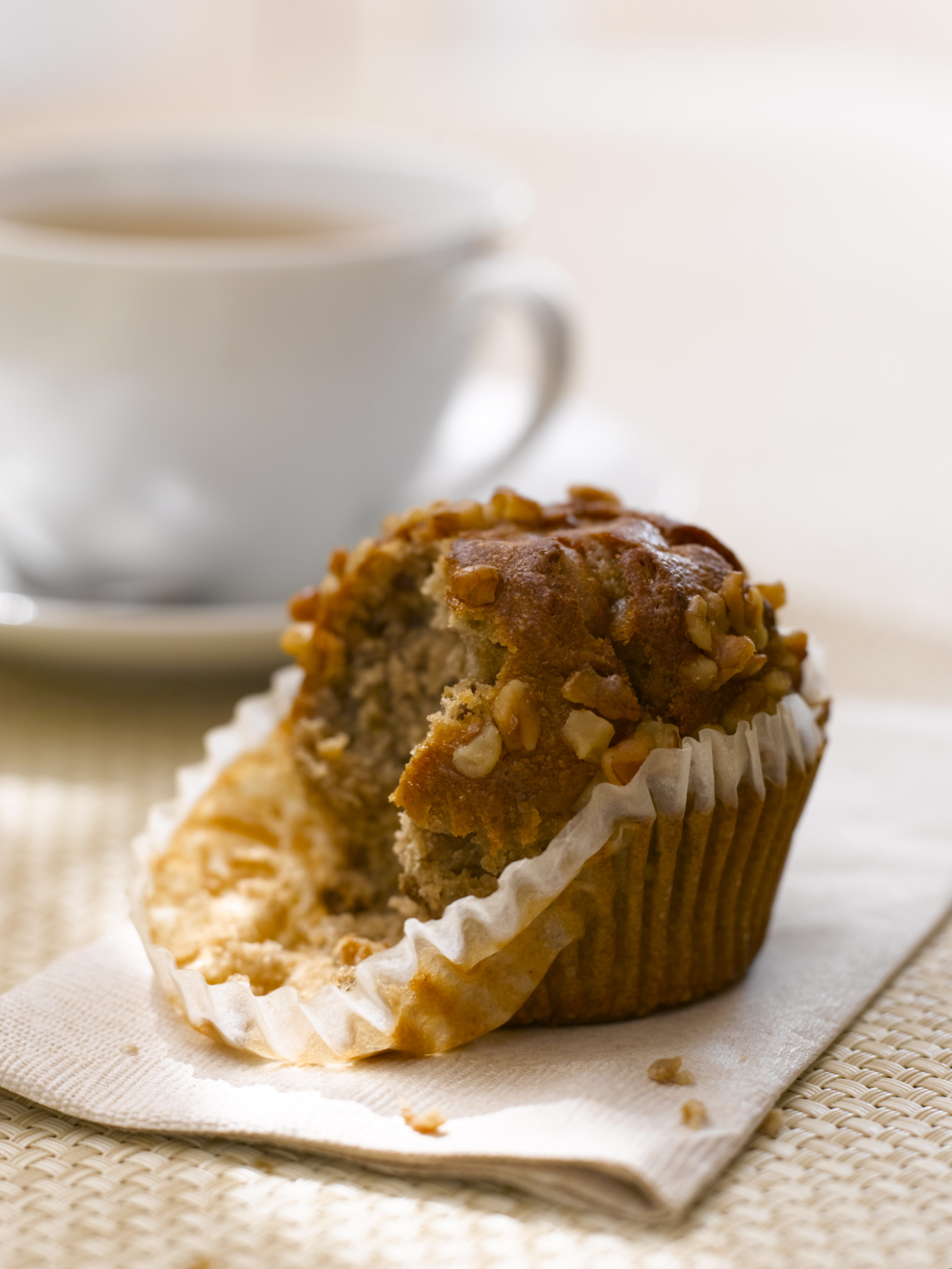 muffin-with-coffee