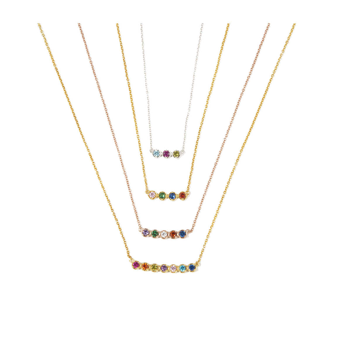Ani Jewelry Design Birthstone Necklace