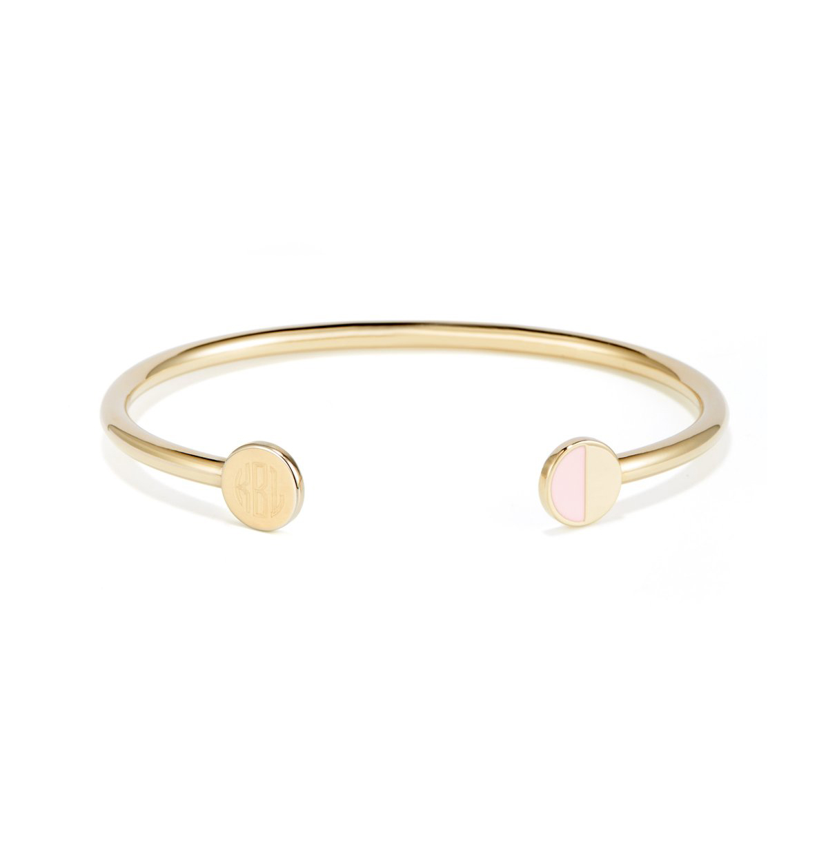 Brook and York Somerset Colorblock Signet Cuff