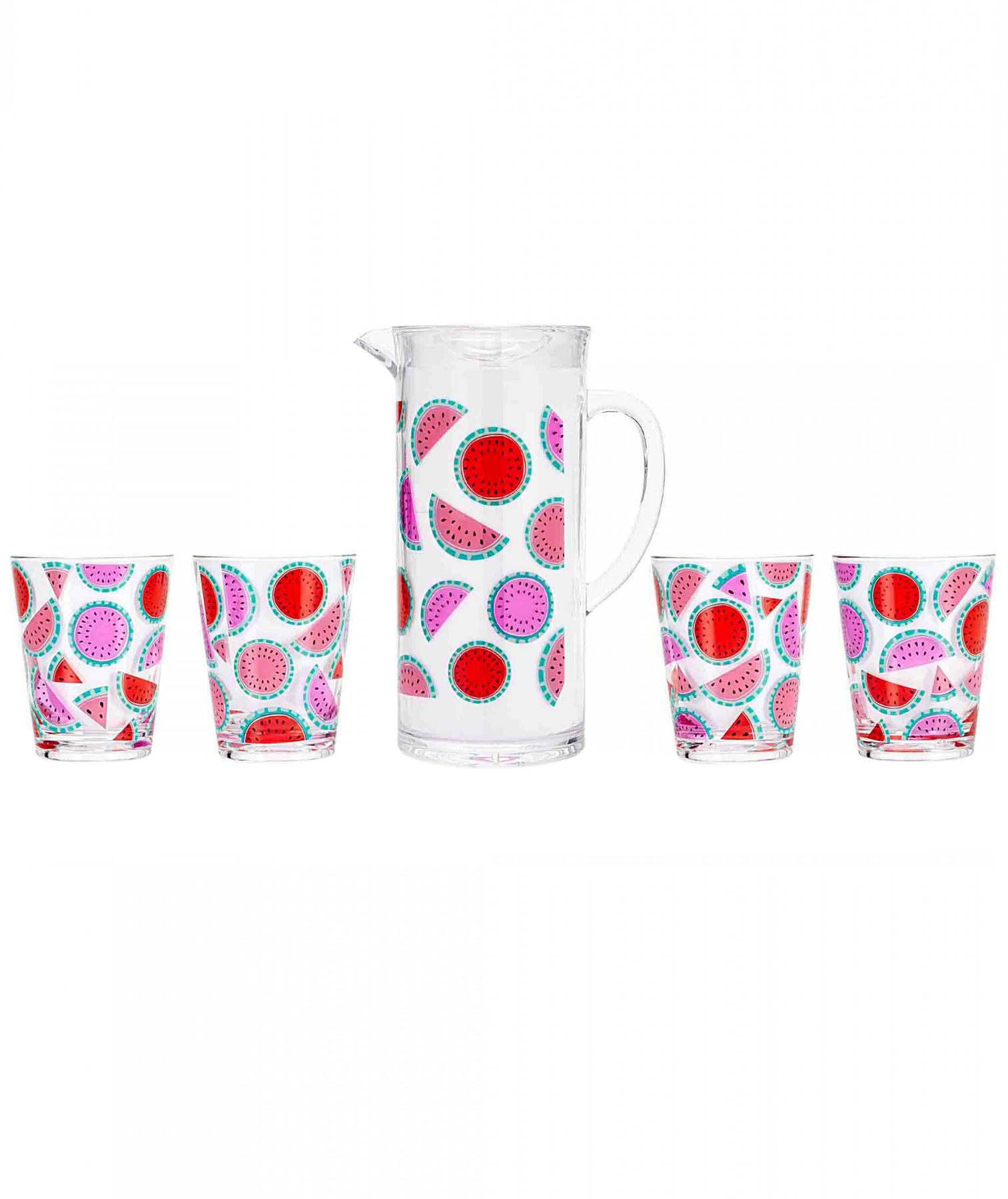 Watermelon Tumbler Set