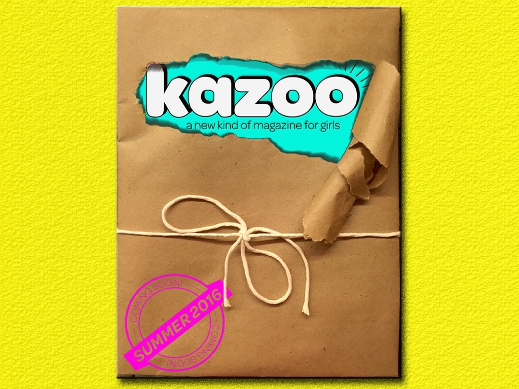 kazoo-magazine-cover