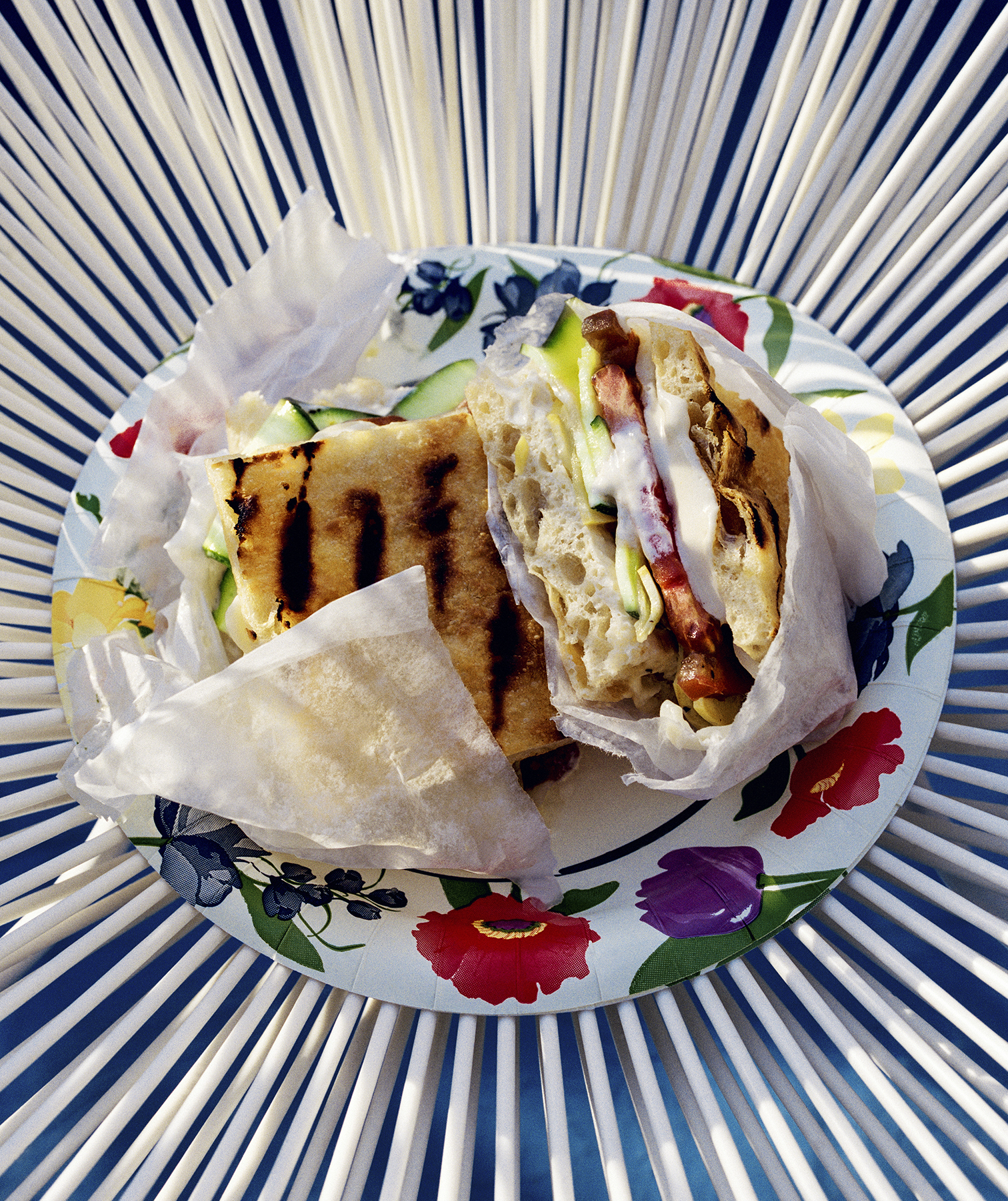 summer-vegetable-panini-with-lemon-aoli-and-mozzarella