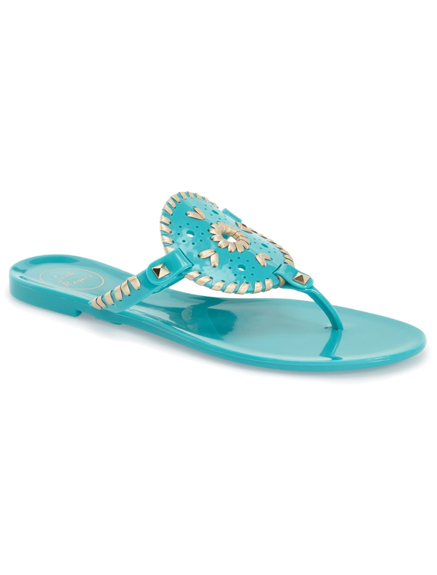 Jack Rogers Georgica Jelly Flip Flop