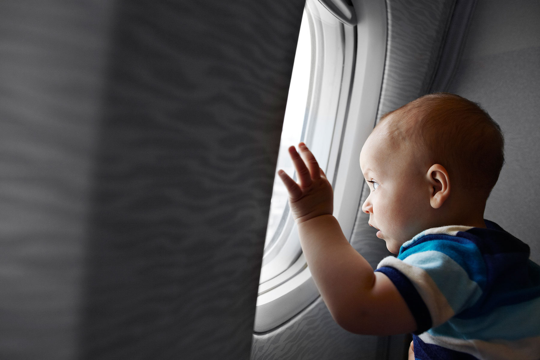 JetBlue Has a Genius Idea for Dealing With Crying Babies on a Flight