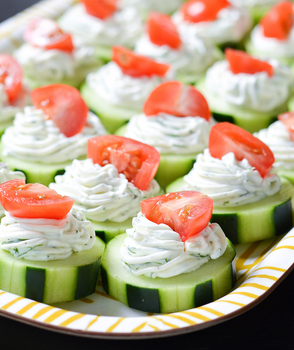Graduation Party Appetizers You Can Eat In One Bite