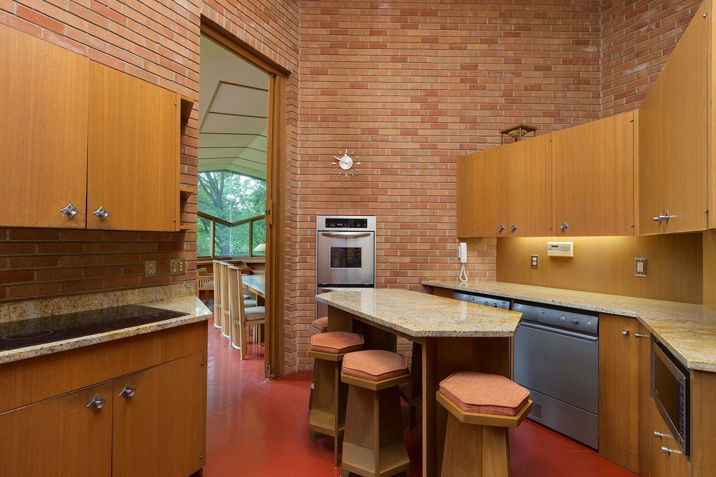 frank lloyd wright kitchen