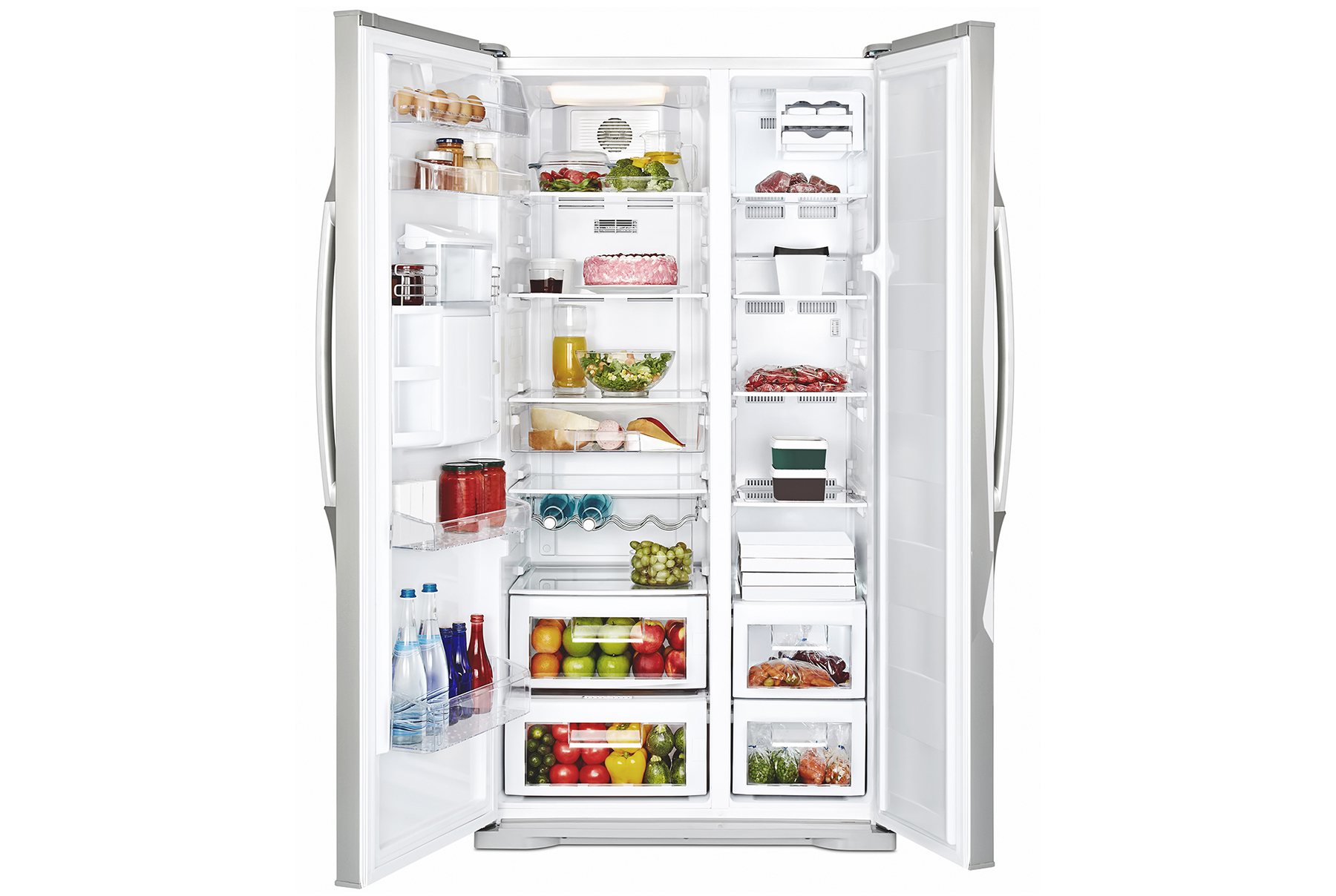 Open the Refrigerator Before You Take Out the Trash.