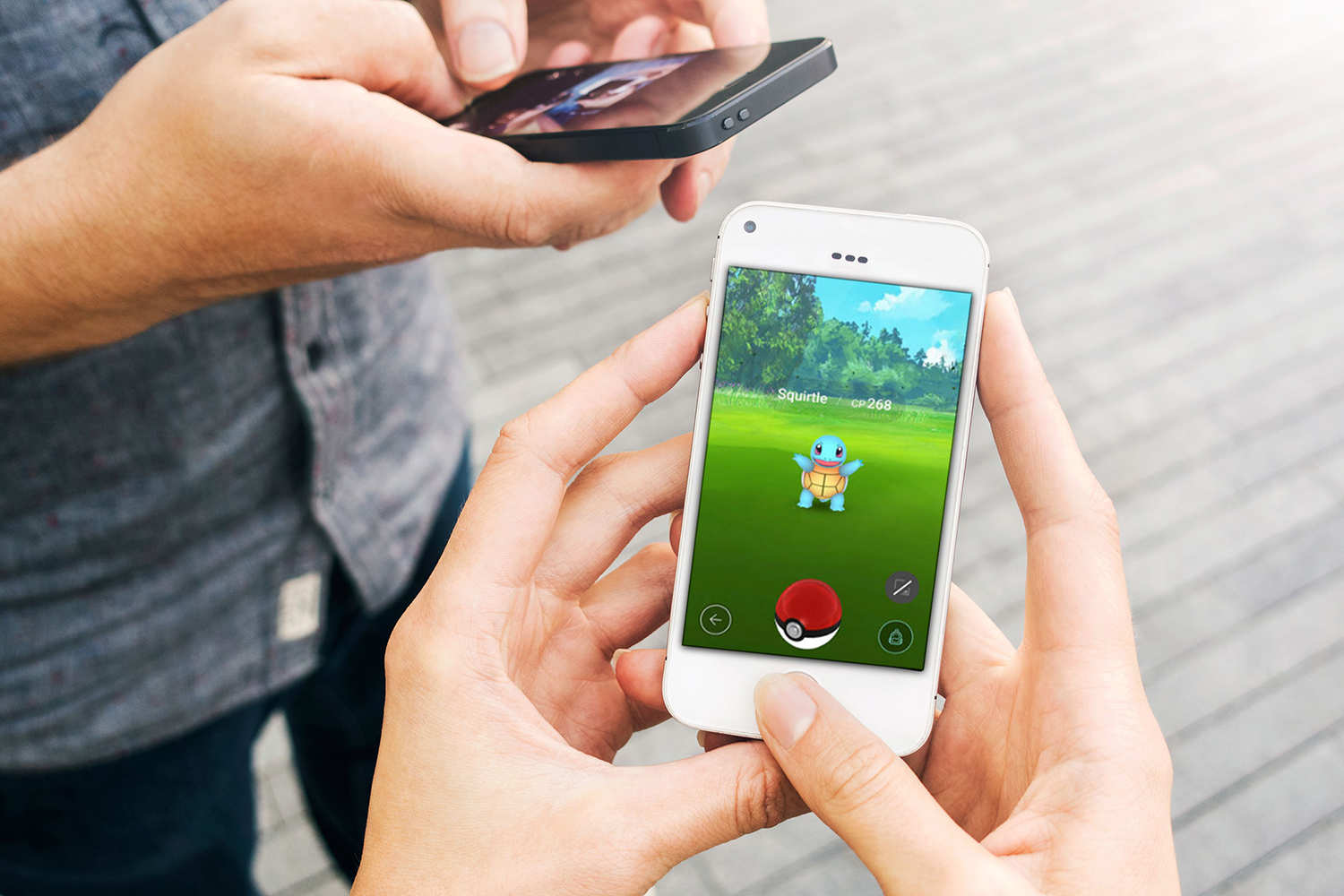 How Pokemon Go Helps With Mental Health