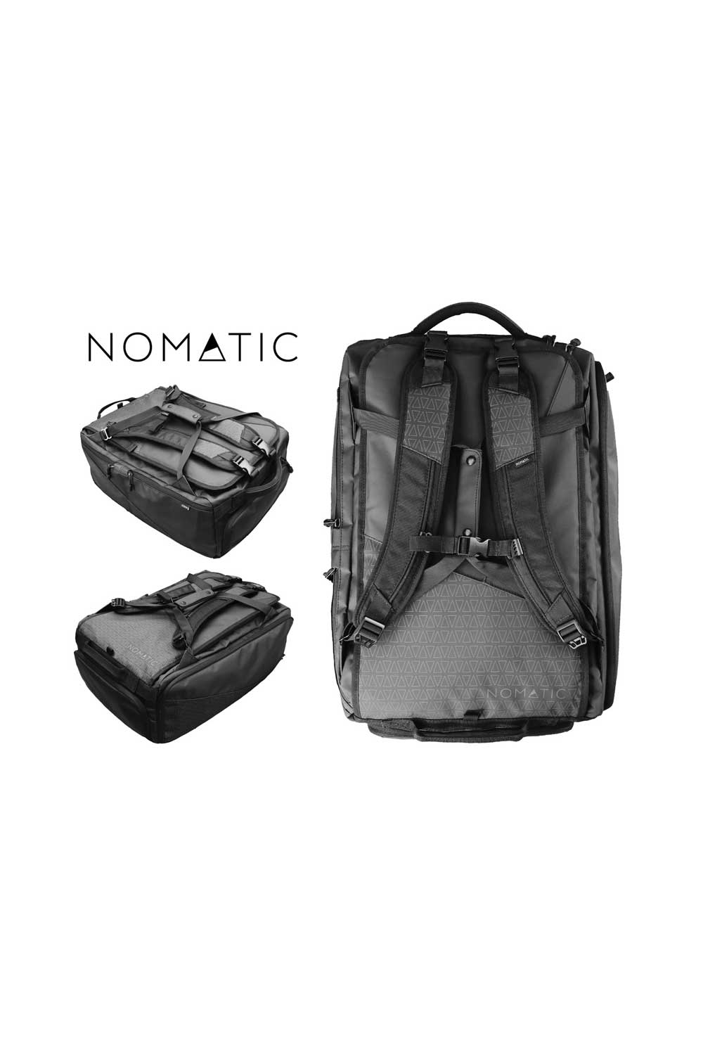 This Travel Bag Solves Your Packing Problems