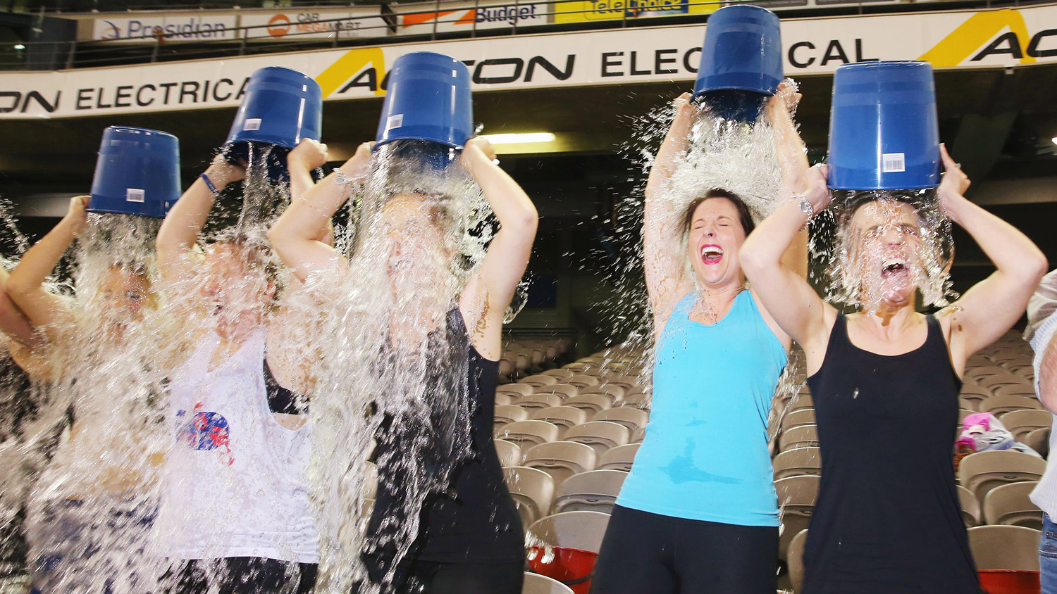 Ice Bucket Challenge Helps Find a Key ALS Gene