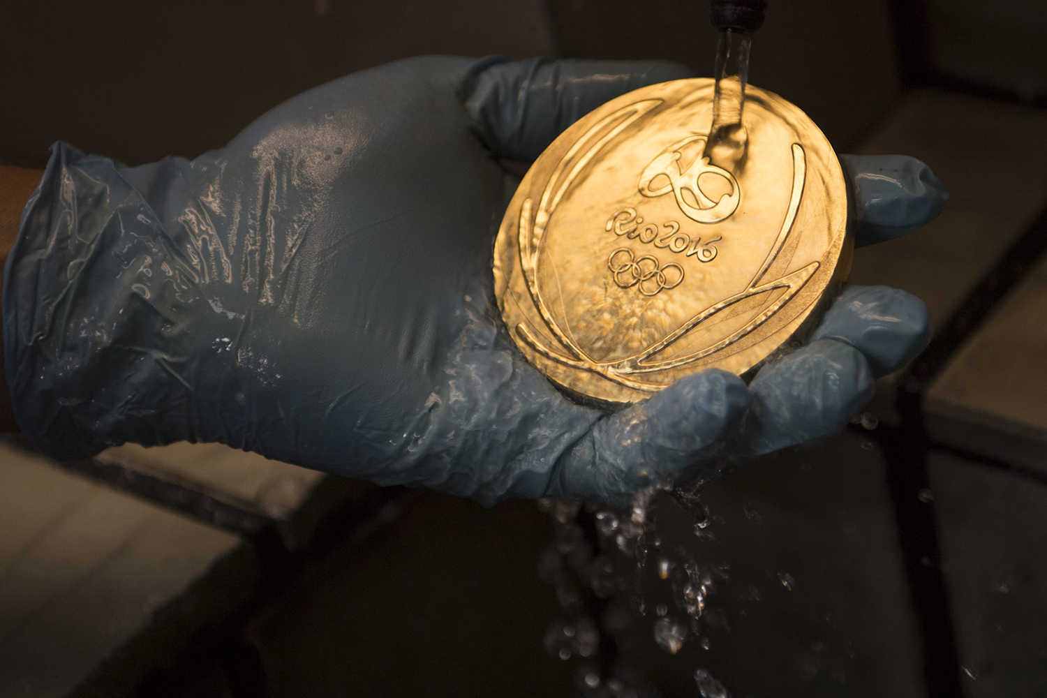 Here's How Much All the Olympic Medals the U.S. Has Won Are Worth by Weight