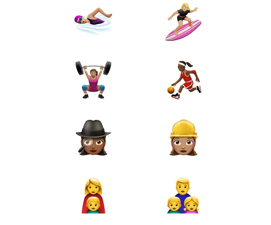 Apple to Launch More Diverse Emojis