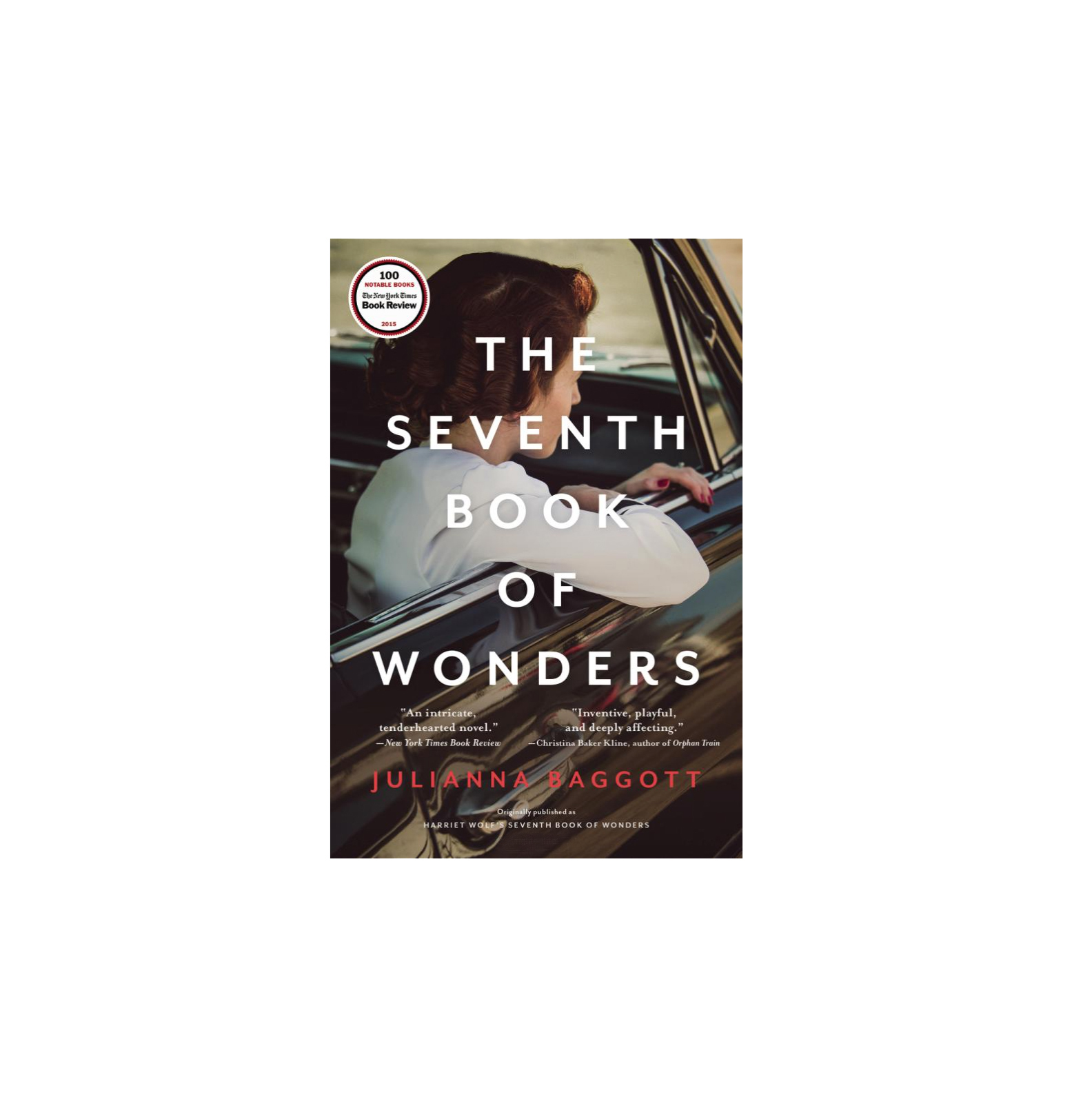 The Seventh Book of Wonders, by Julianna Baggott