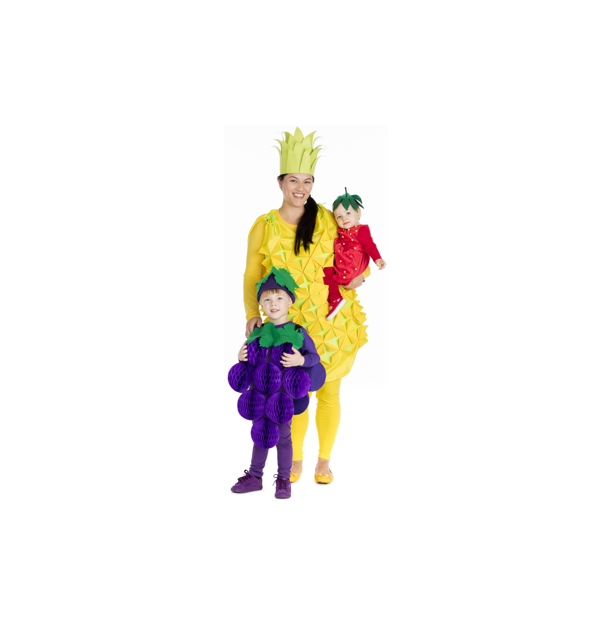 Fruit Group Costumes  sc 1 st  Real Simple & Group Halloween Costumes | Real Simple