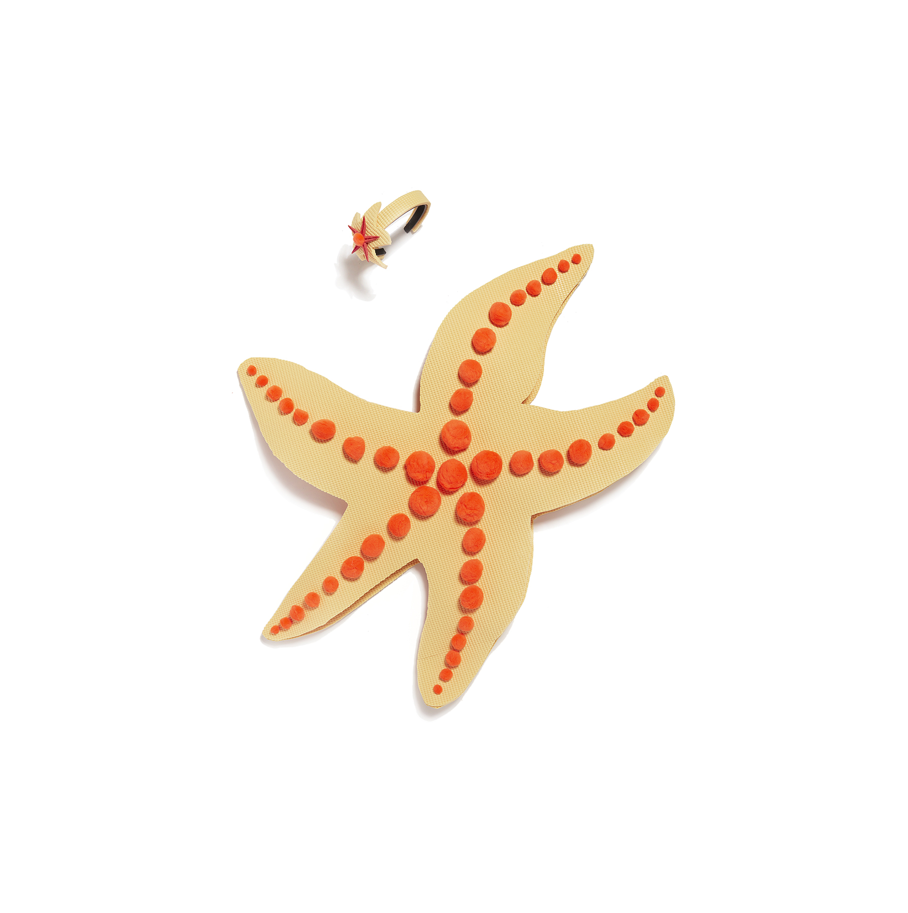 Starfish costume