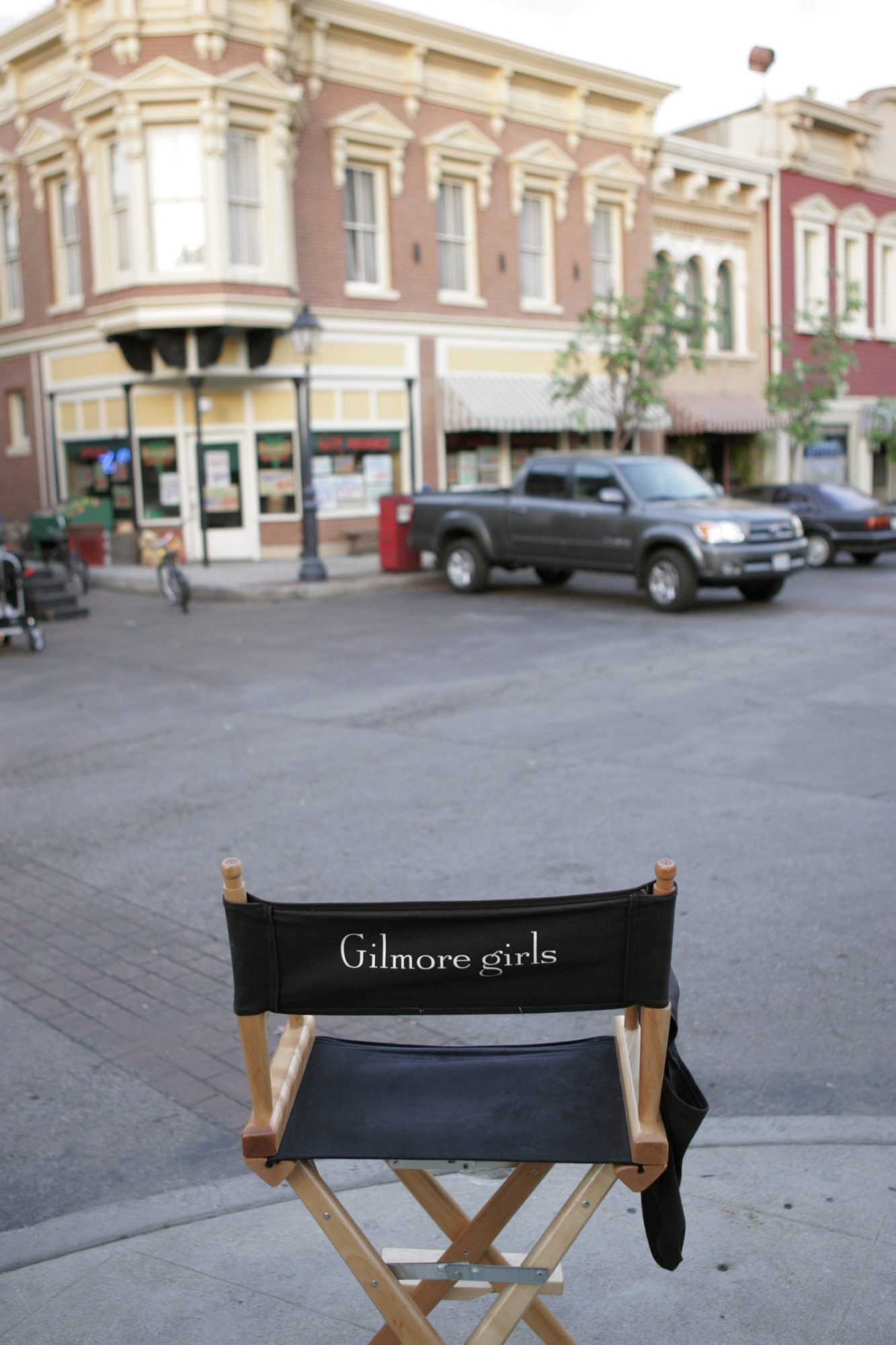 Gilmore Girls Set