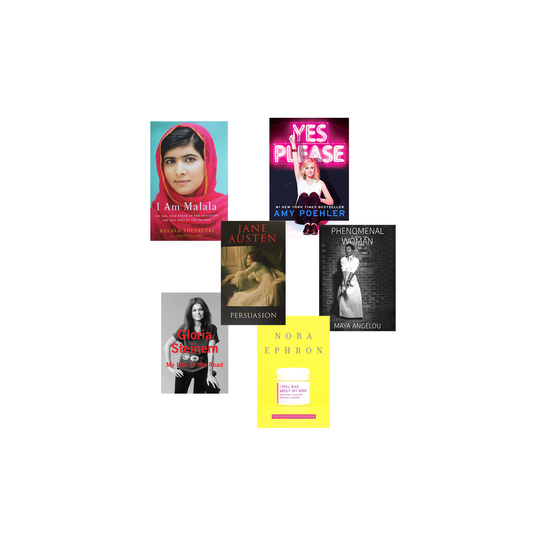 Books by female authors