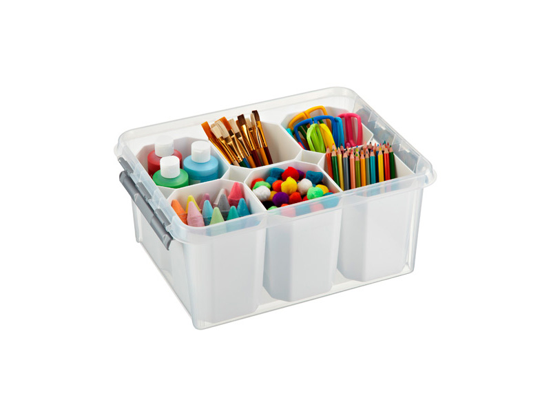 The Container Store Medium Smart Store System Tote