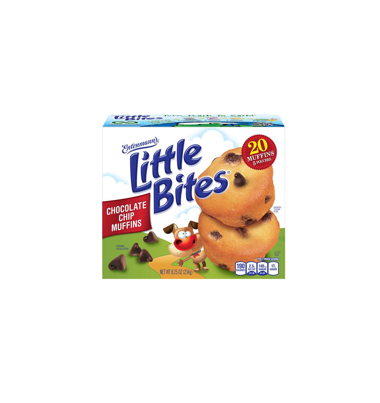 Entenmann's Recalls Little Bites Snacks