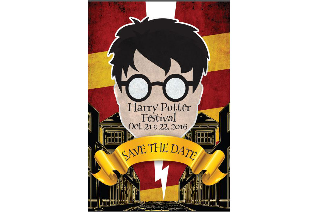 Harry Potter Festival Poster