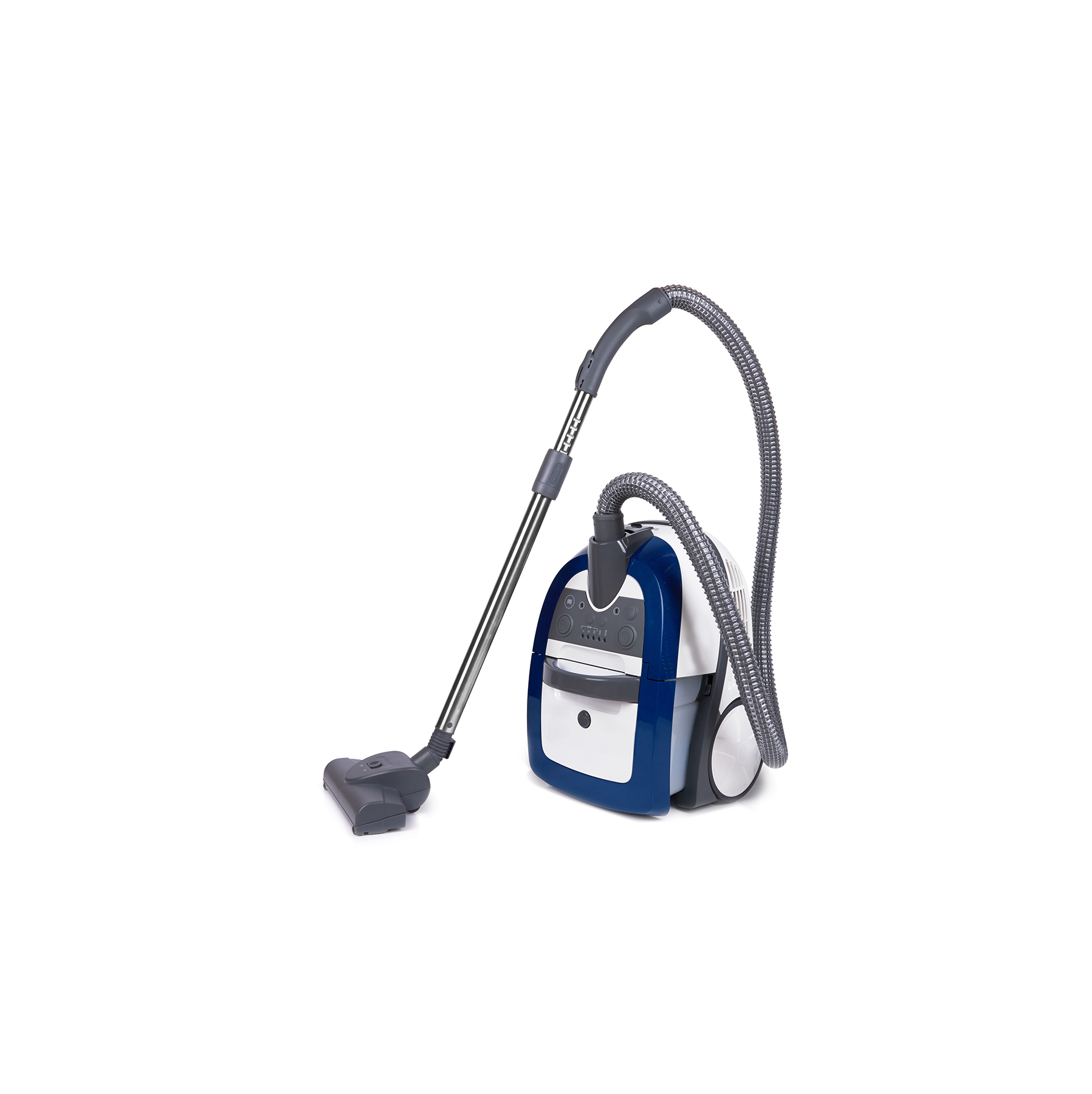 Navy Blue Vacuum Cleaner