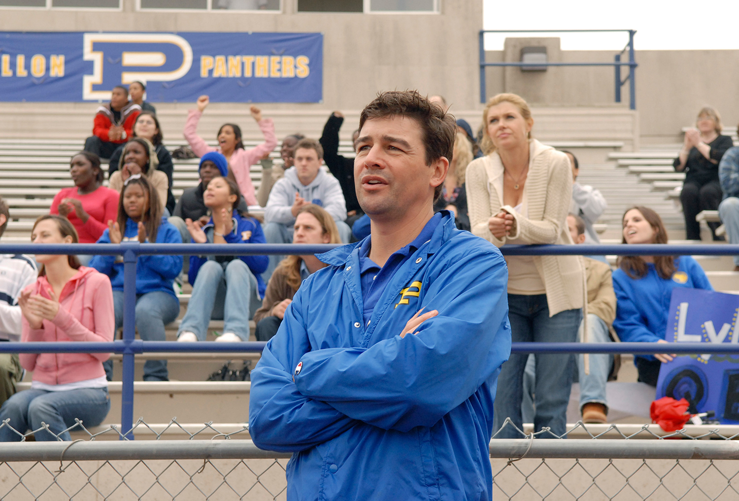 Coach Taylor from Friday Night Lights