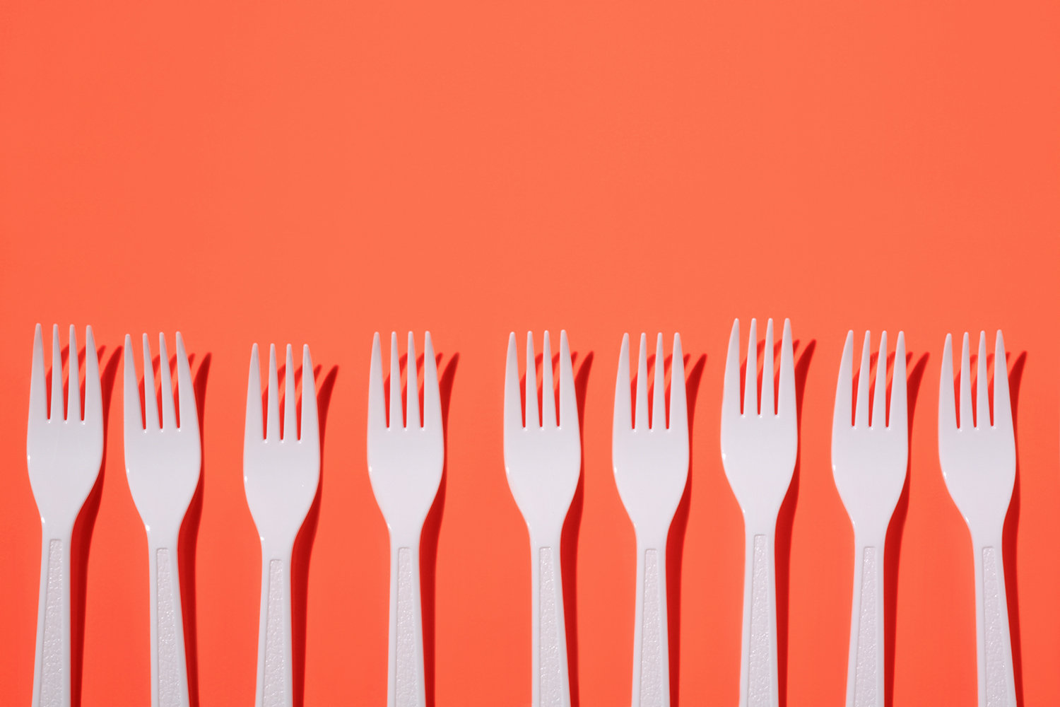 Plastic Forks Banned in France