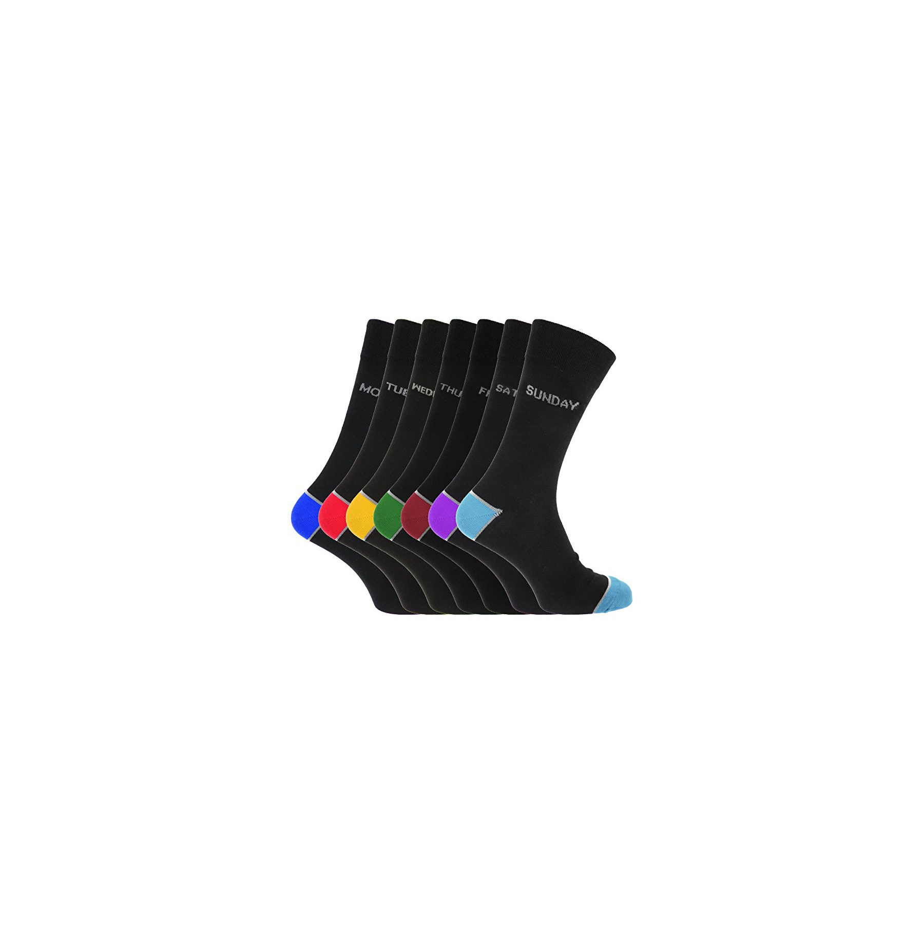 Men's Days of the Week Socks