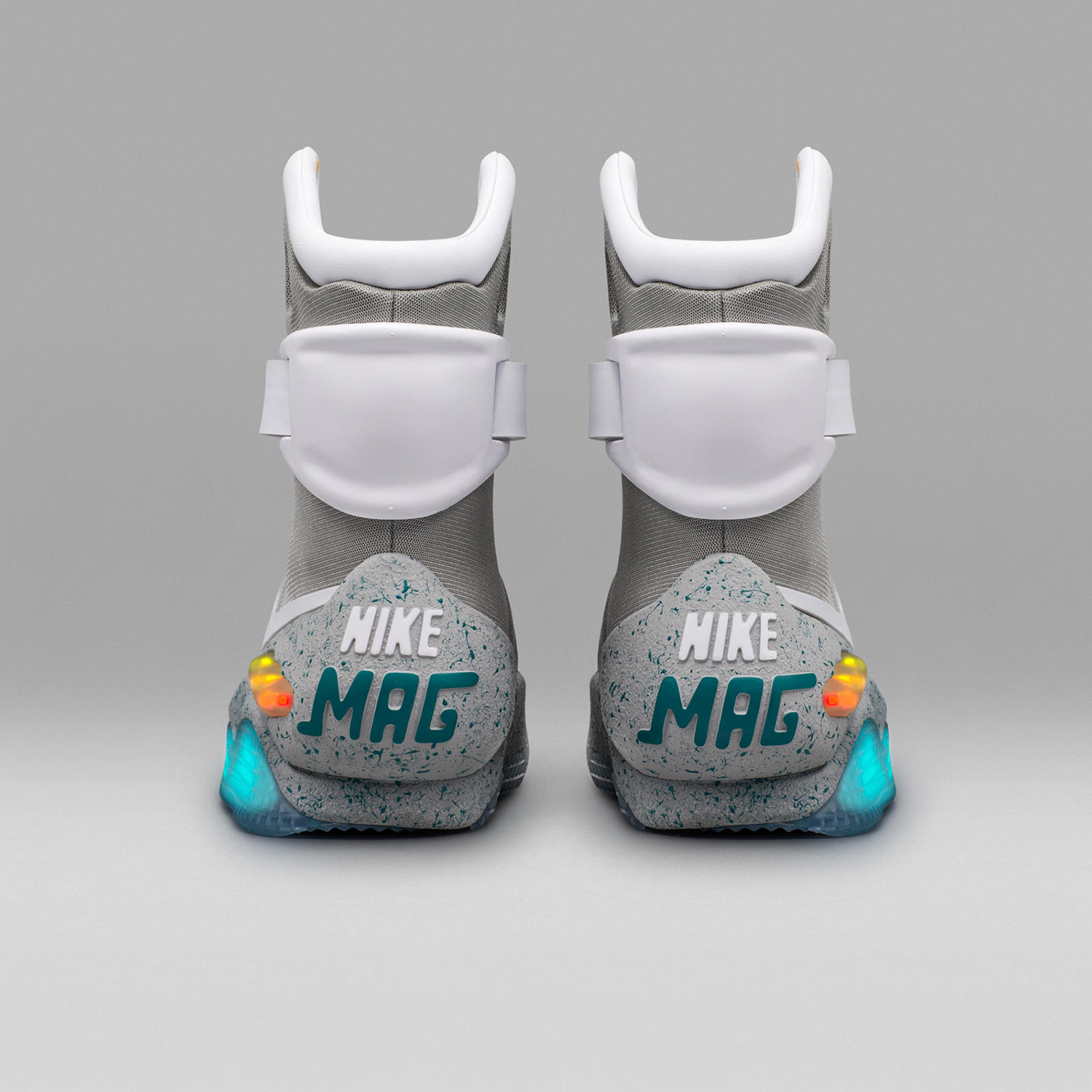 Nike Mag Shoes Raffle