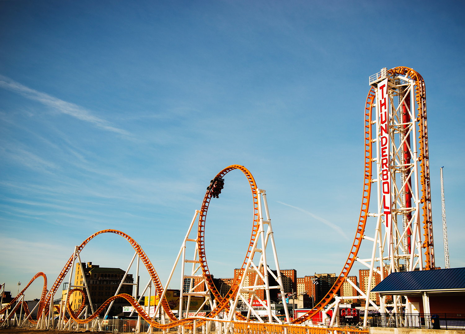 Rollercoasters and Your Health Connection