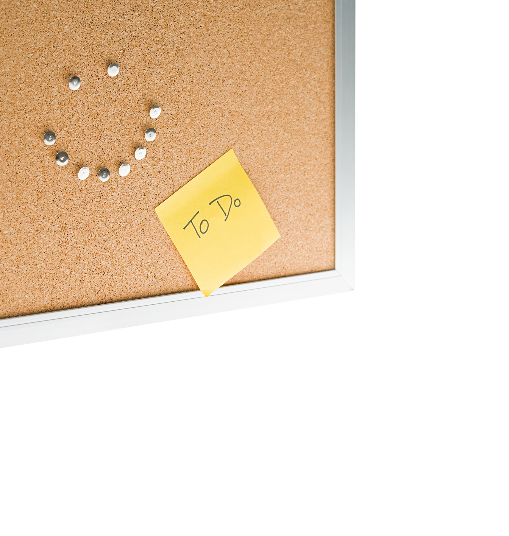 Happy face to-do list