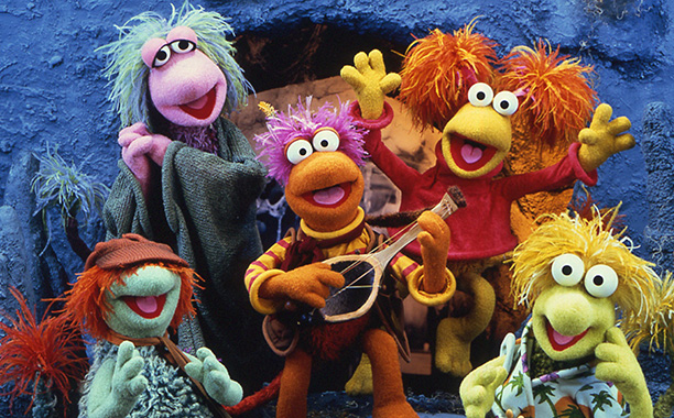 Fraggle Rock Returns