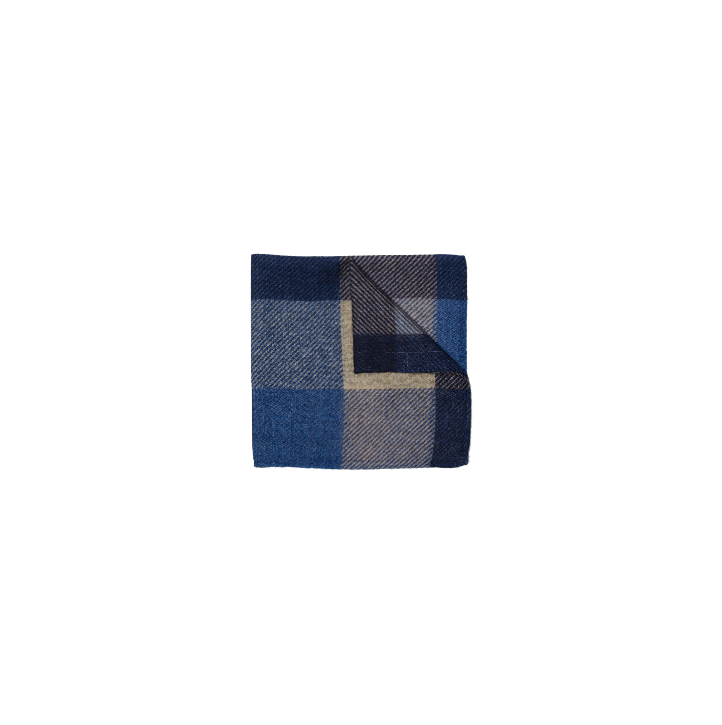 Wool Pocket Square