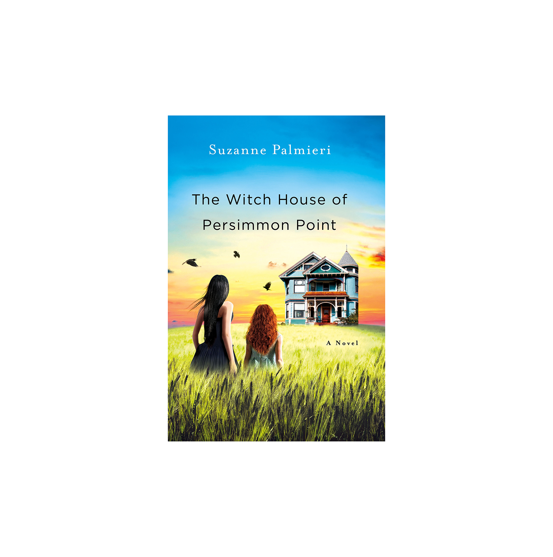 The Witch House of Persimmon Point, by Suzanne Palmieri