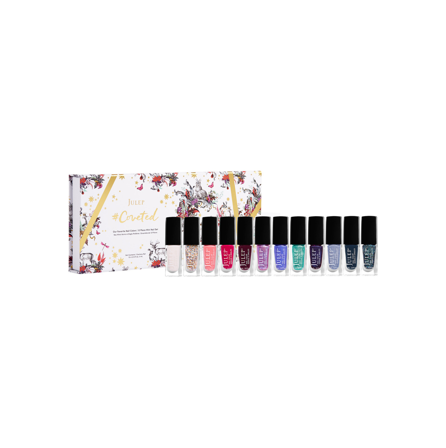 Julep 12 Pack Nail Polish