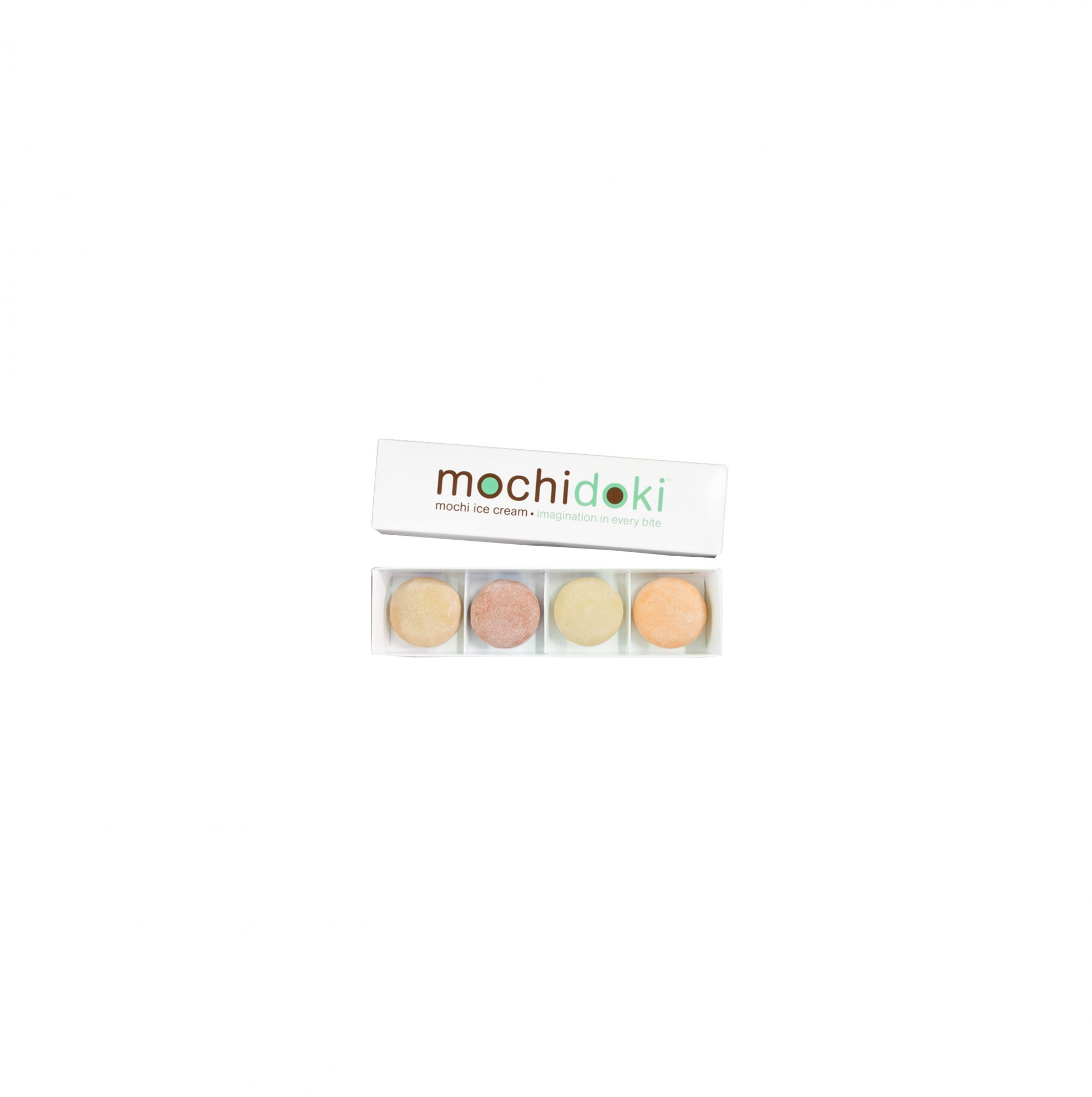 Holiday Flavored Mochi Ice Cream