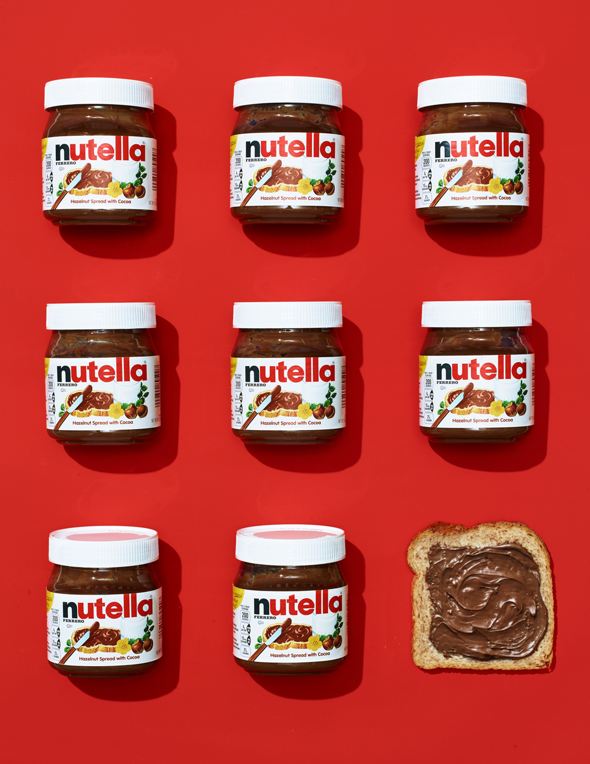 nutella-jars