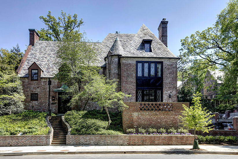 obama kalorama house