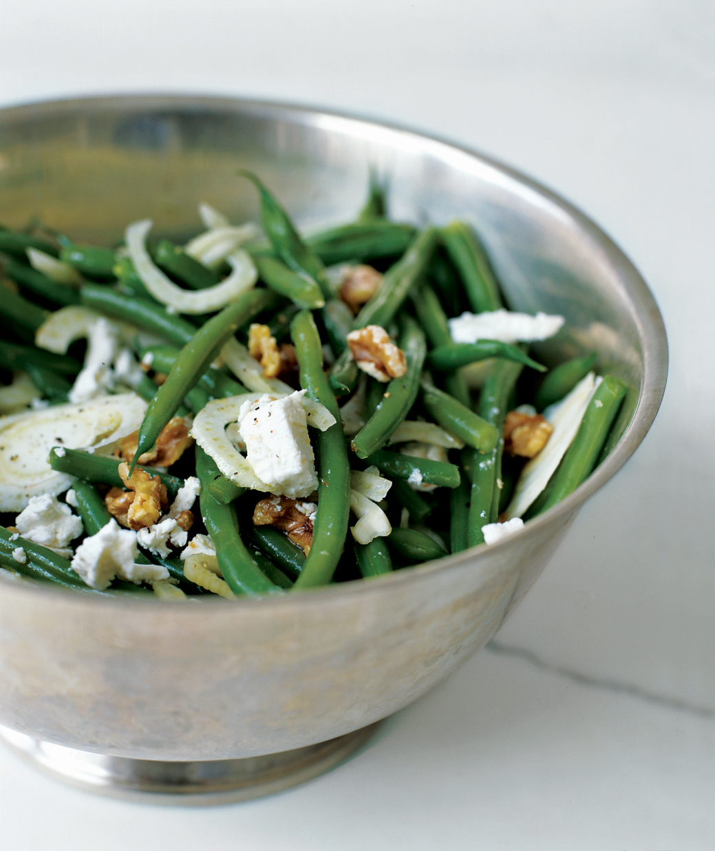 Thanksgiving green bean recipes real simple for Easy thanksgiving green bean recipes
