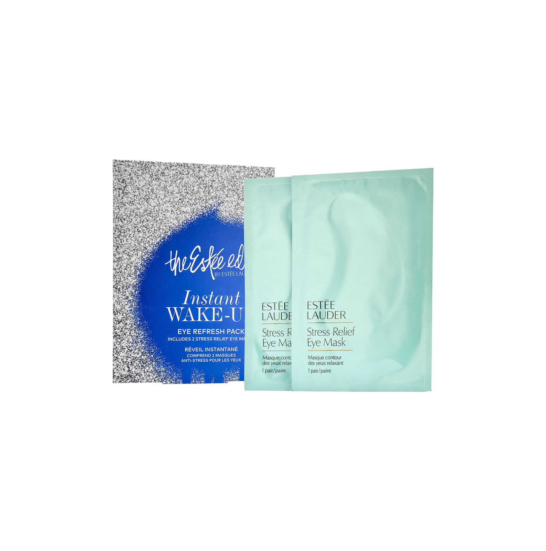 Estée Edit Instant Wake-Up Eye Refresh Pack