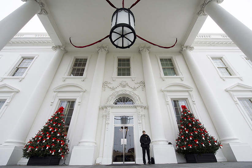 White House Great Entry Way