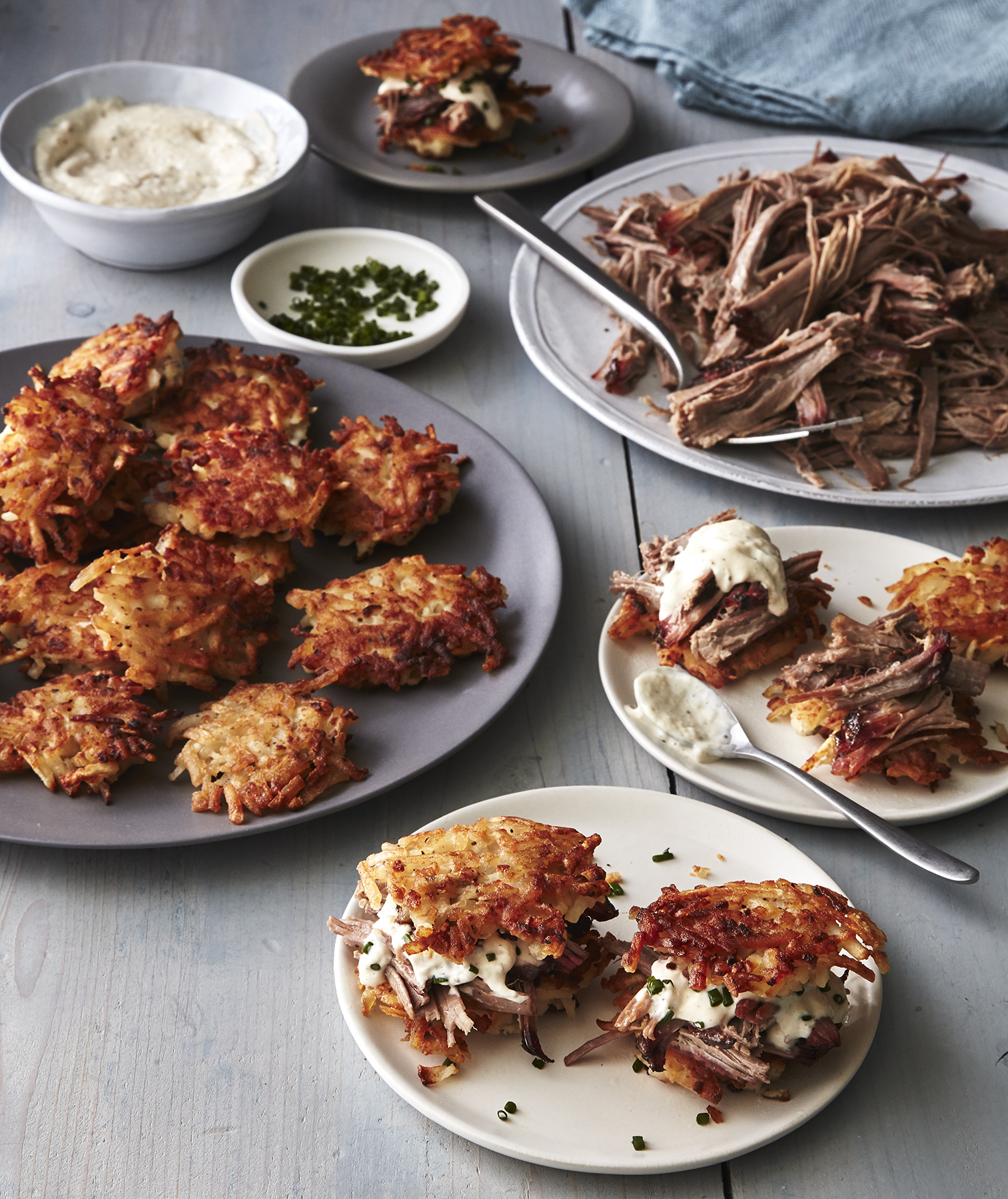 Latke Sliders