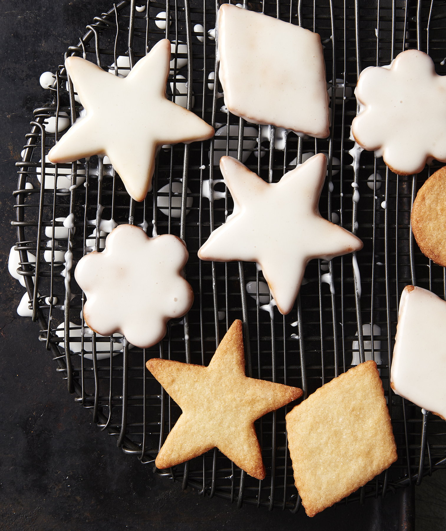 Pour-Over Sugar Cookie Icing