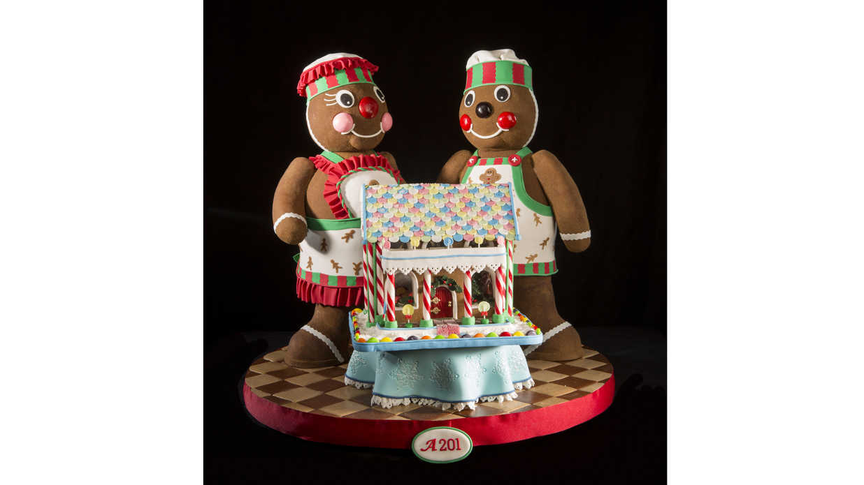 Big Gingerbread Men