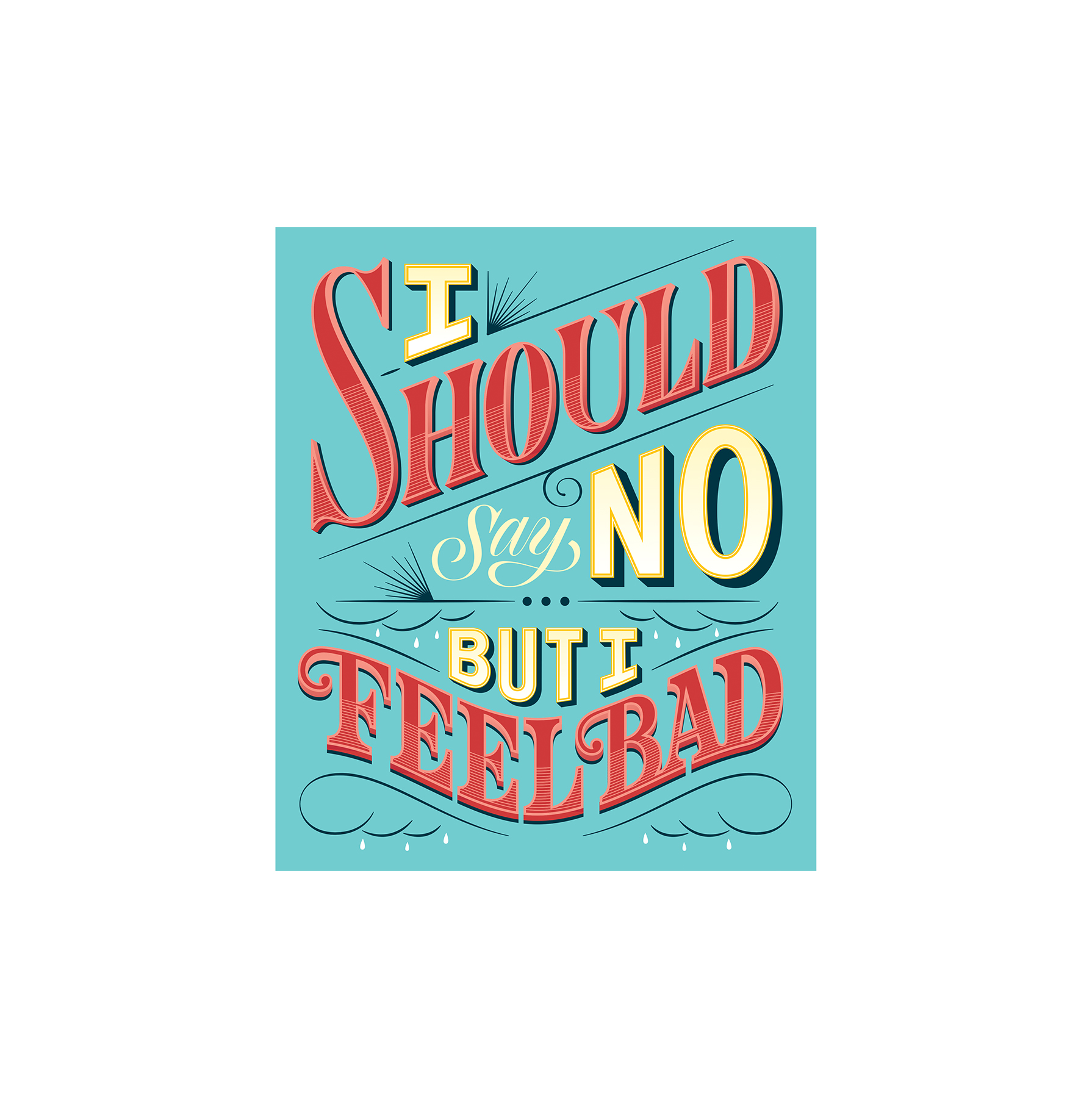 Illustration: Should say no